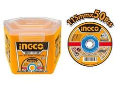 Disco taglioDISCO TAGLIO PER METALLO E INOX MCD1211550 - INGCOITALIA.IT - XONE