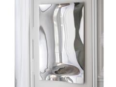 Specchio rettangolareDISTORTING MIRROR PANEL   Specchio a parete - VIDAME CREATION