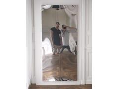 Specchio rettangolare  deformante DISTORTING MIRROR | Specchio rettangolare - Distorting mirror