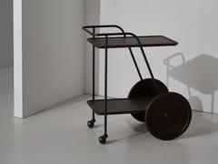 Carrello portavivande in legnoDISTRIKT   Carrello portavivande - DISTRICT EIGHT DESIGN CO.