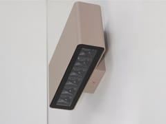Lampada da parete a LED in alluminioDIVAR WALL DOUBLE SOFT - DIOMEDE