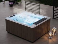 Vasca da bagno a 3 postiDIVINA OUTDOOR SPA | L - NOVELLINI