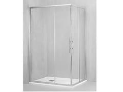 Box doccia angolare con porta scorrevoleDM-ASC + DM-ASC - TDA