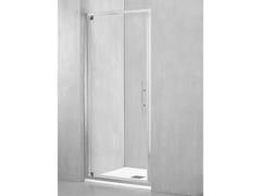 Box doccia a nicchia con porta pivotanteDM-PGI - TDA