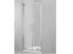 Box doccia a nicchia con porta pivotanteDM-PSA2 - TDA