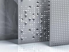 Rivestimenti in lamiera forata e preforataDMD - Lamiere forate e preforate - KASSO ENGINEERING