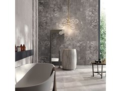 Pannello decorativo per parete DO UP AFFRESCO Dark - ABK GROUP INDUSTRIE CERAMICHE