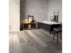 Pannello decorativo per parete DO UP AFFRESCO Light - ABK GROUP INDUSTRIE CERAMICHE