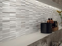 Mosaico decorativo DO UP TOUCH MOSAICO DYNAMIC White - ABK GROUP INDUSTRIE CERAMICHE