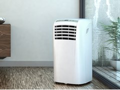 Climatizzatore portatile DOLCECLIMA® COMPACT - Climatizzatori portatili