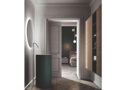 Lavabo freestanding rotondo in legnoDOLCEVITA 10 | Lavabo - IDEAGROUP