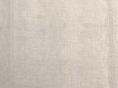 Tessuto in lino per tendeDOLOMITA - GANCEDO