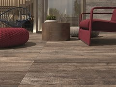 Listone in gres porcellanato a massa colorata DOLPHIN Oak - ABK GROUP INDUSTRIE CERAMICHE