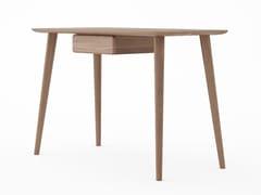Scrivania rettangolare in legno masselloDOMANI   Scrivania - KARPENTER