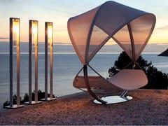 Lampada da terra per esterno in alluminio verniciato a polvereDOME FLOOR - ROYAL BOTANIA