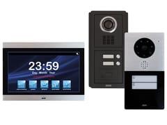 Sistema videocitofonico integrato con la domoticaAVE DOMINA - AVE