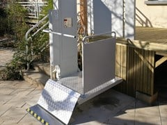 Piattaforma elevatrice per piccoli dislivelliDOMOSTEP 160A - AREALIFT