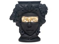 Vaso in terracottaDONNA CONCETTA - STEFANIA BOEMI