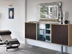 Specchio rettangolare con corniceDORIAN | Specchio - FIAM ITALIA