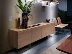 Madia in legno e metalloDORIDE - APP DESIGN