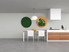Pannello fonoassorbente a pareteDOT | Pannello decorativo acustico - CARUSO ACOUSTIC BY LAMM