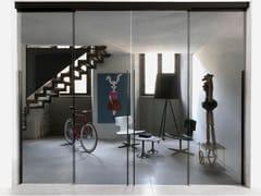 Porta scorrevole in vetroDOT | Porta scorrevole - ALBED