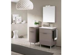 BMT, DOUBLE 03 Mobile lavanderia con lavatoio