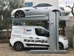 Sistema di parcheggioDuplicatori - RESEARCH DEVELOPMENT TECHNOLOGY
