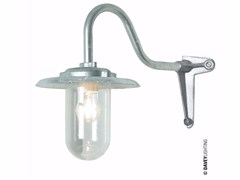 Lampada da parete in metallo DP7677 | Lampada da parete a luce diretta e indiretta -