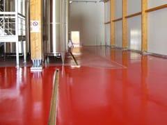 Pavimento industriale in resinaDRACOFLOOR LD - DRACO ITALIANA