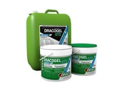Resina acrilica idroespansiva a gel per blocco infiltrazioniDRACOGEL GT2 - DRACO ITALIANA