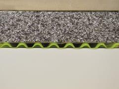PROFILITEC, DRAINTEC 8 Membrana di drenaggio per terrazze