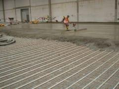 Fibre di rinforzo in acciaio per calcestruzzo DRAMIX® per pavimentazioni industriali -