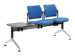 Seduta su barra a pavimento in tessutoDREAM 140-2T-N1 - LD SEATING