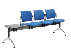 Seduta su barra a pavimento in tessutoDREAM 140-3T-N1 - LD SEATING