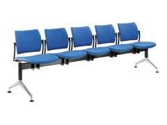 Seduta su barra a pavimento in tessutoDREAM 140-5-N1 - LD SEATING
