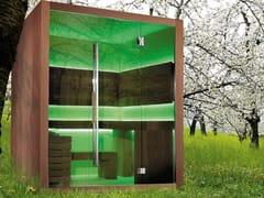 Sauna finlandese per esterno prefabbricataDREAM OUTDOOR - CARMENTA