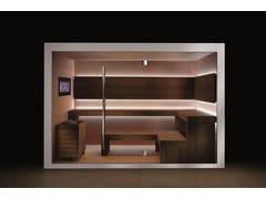 Sauna finlandese professionale prefabbricataDREAM PRO   Sauna - CARMENTA