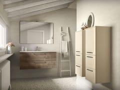 Mobili bagno con specchioDRESSY 02 - BLOB