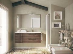Mobili bagno con specchioDRESSY 06 - BLOB