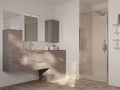 Mobili bagno con specchioDRESSY 11 - BLOB