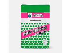 NORD RESINE, DRY BETON FINITURA Rasante di finitura per DRY BETON SUPER ed intonaci deumidificanti o risananti