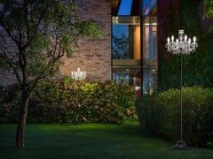 Lampada da terra per esterno in PMMADRYLIGHT STL6 - MASIERO