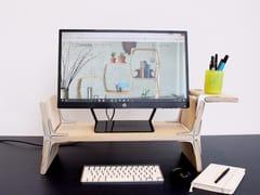 Supporto Laptop / Monitor in legnoDS - MODOS