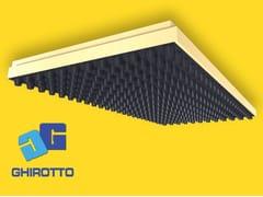 Sistema per tetto giardinoDS PIEDONE VENTILATO - GHIROTTO TECNO INSULATION