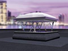 Finestra da tetto in policarbonato con apertura elettricaDSC - FAKRO