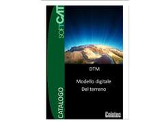 COINTEC, DTM Rilievo topografico, catastale, modellazione terreni
