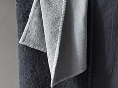 Asciugamano double face spugna di cotone e cotone pettinatoDUBLE - SOCIETY LIMONTA