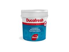 DUCO, DUCOFRESH Pittura murale lavabile e traspirante