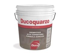 Pittura alla farina di quarzoDUCOQUARZO RIEMPITIVO - CROMOLOGY ITALIA